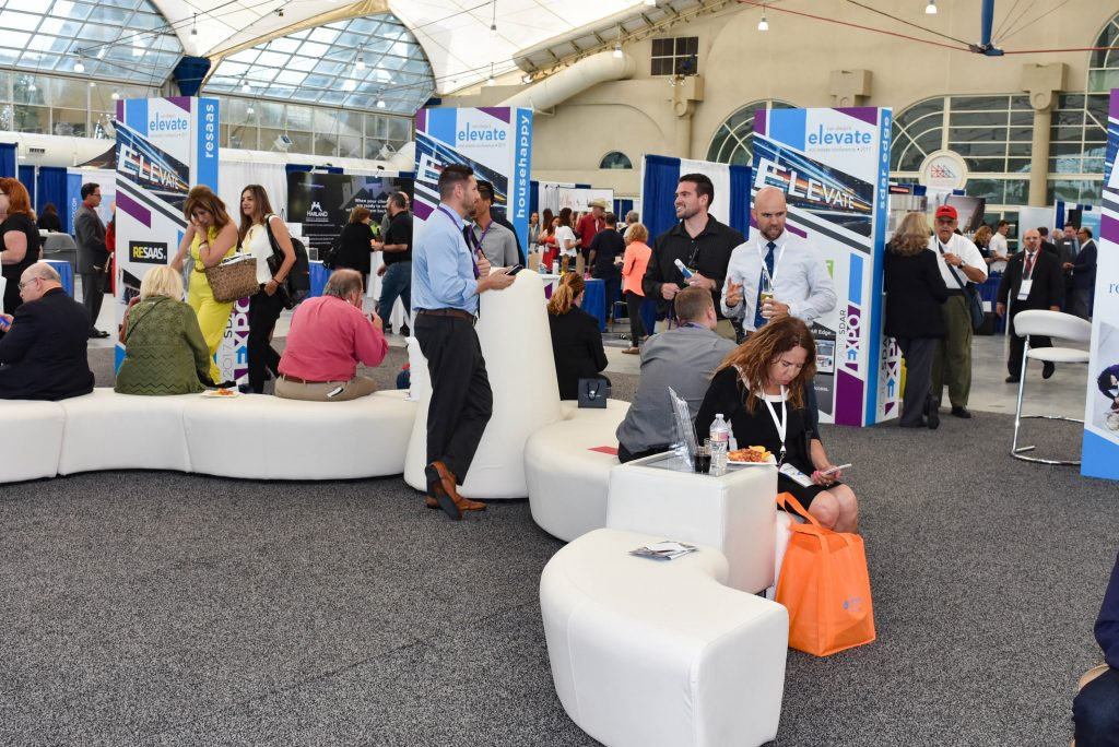 SDAR Booth Lounge
