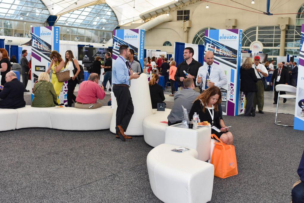 SDAR Booth Lounge
